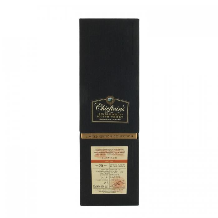 Whisky_Chieftains_Benriach_Speyside_20y_004