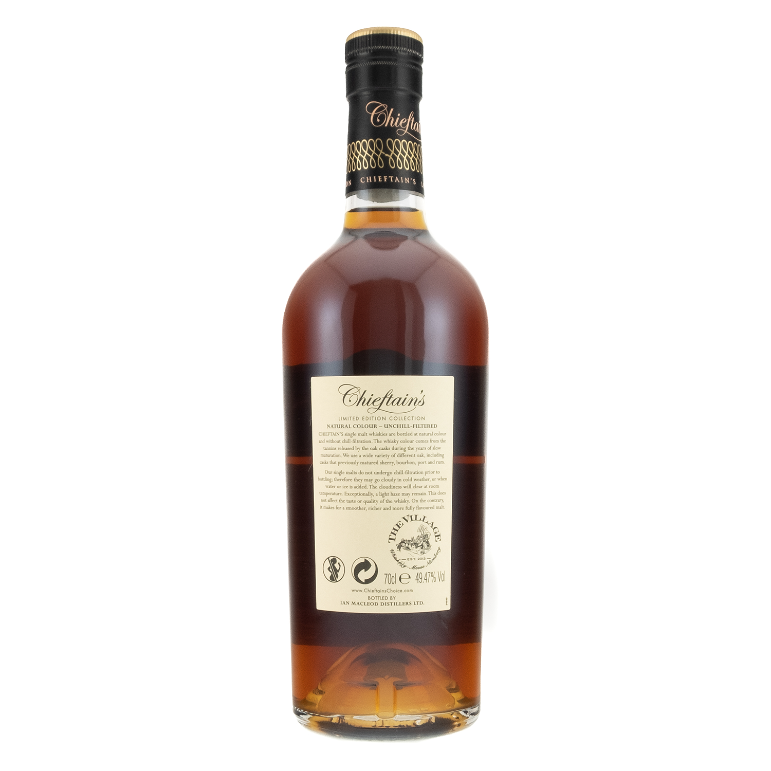 The Village Limited Edition 2020 back