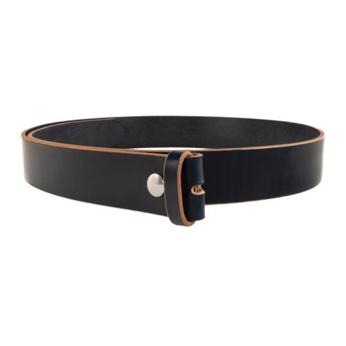 Ledergürtel english leather dunkelblau 01