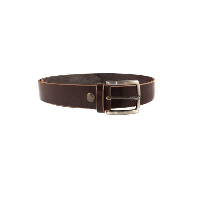 Ledergürtel english leather dunkelbraun 05