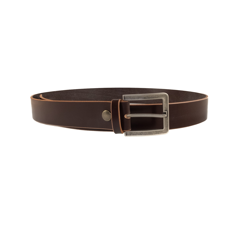 Ledergürtel english leather dunkelbraun 03
