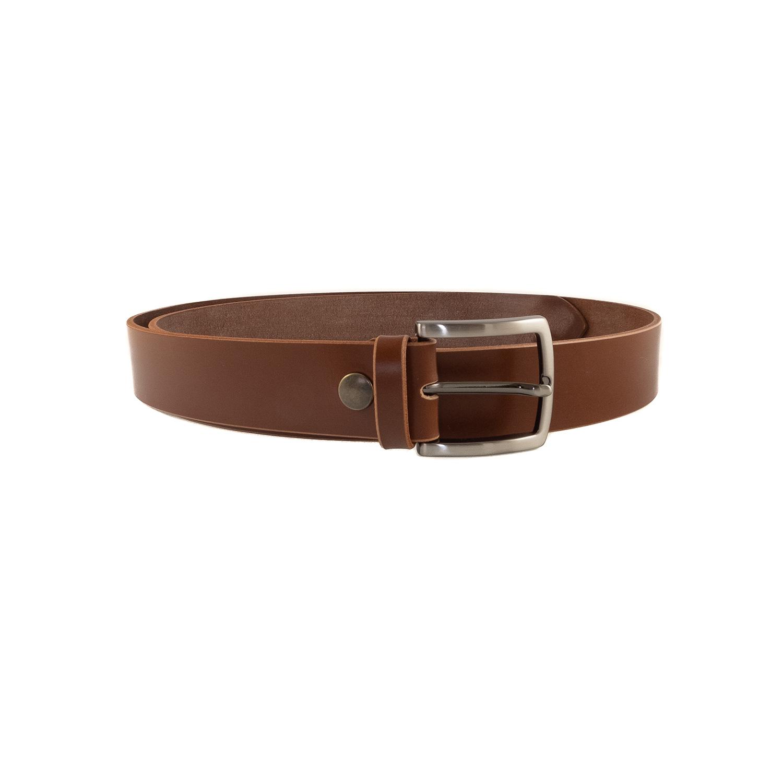 Ledergürtel english leather braun 05