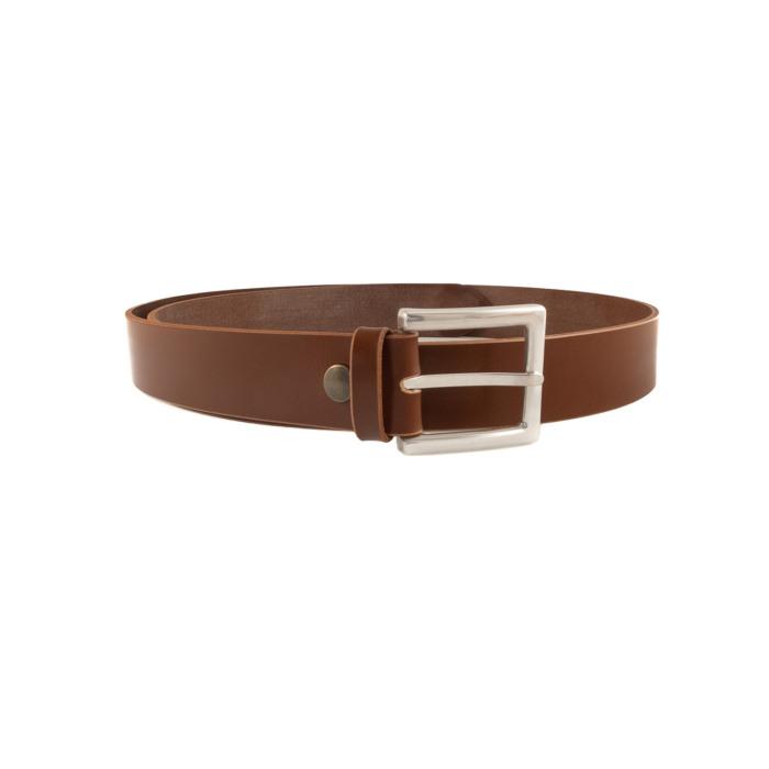 Ledergürtel english leather braun 04